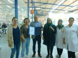 TUNISIE – CABLAGE INTERNATIONAL – Certification ISO 9001 version 2015 par Label Qualité