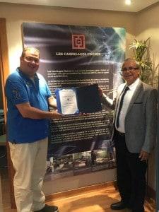 TUNISIE – CARRELAGES CHOISIS DE GABES – Certification ISO 9001 version 2015 par Label Qualité Système